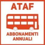 ATAF: tutti nuovi PREZZI e  le info dal 1 luglio 2018