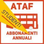 ATAF: Studenti e Universitari biglietti e abbonamenti speciali