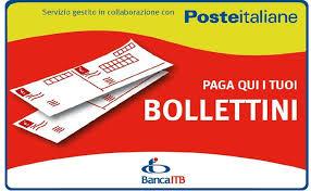 ITB; Poste; bollettini;