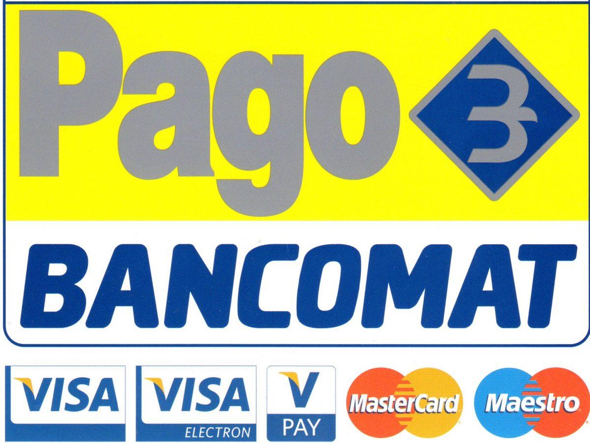 bancomat; carta di credito; logo; tabaccherianumerone;