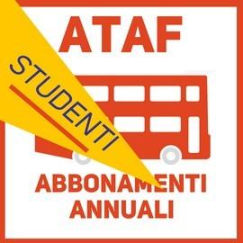Abbonamenti Ataf studenti;