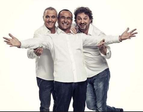 Conti; Panariello; Pieraccioni; spettacolo;