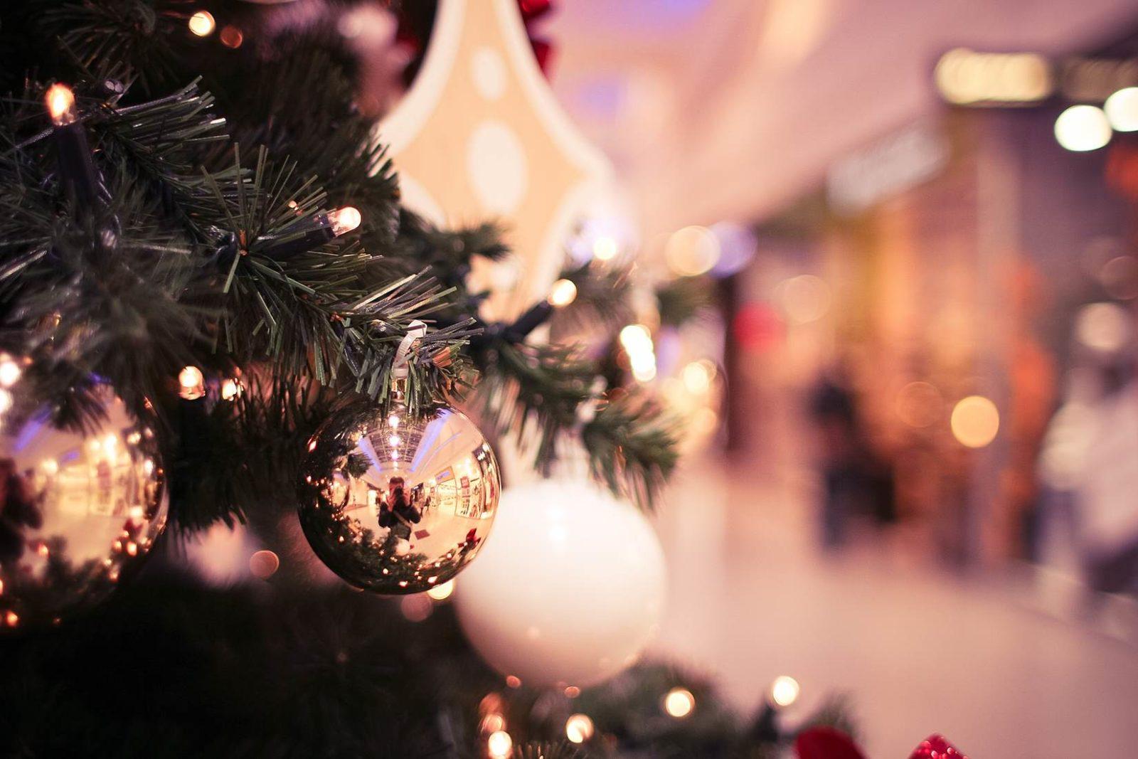 Natale; palle; firenze;