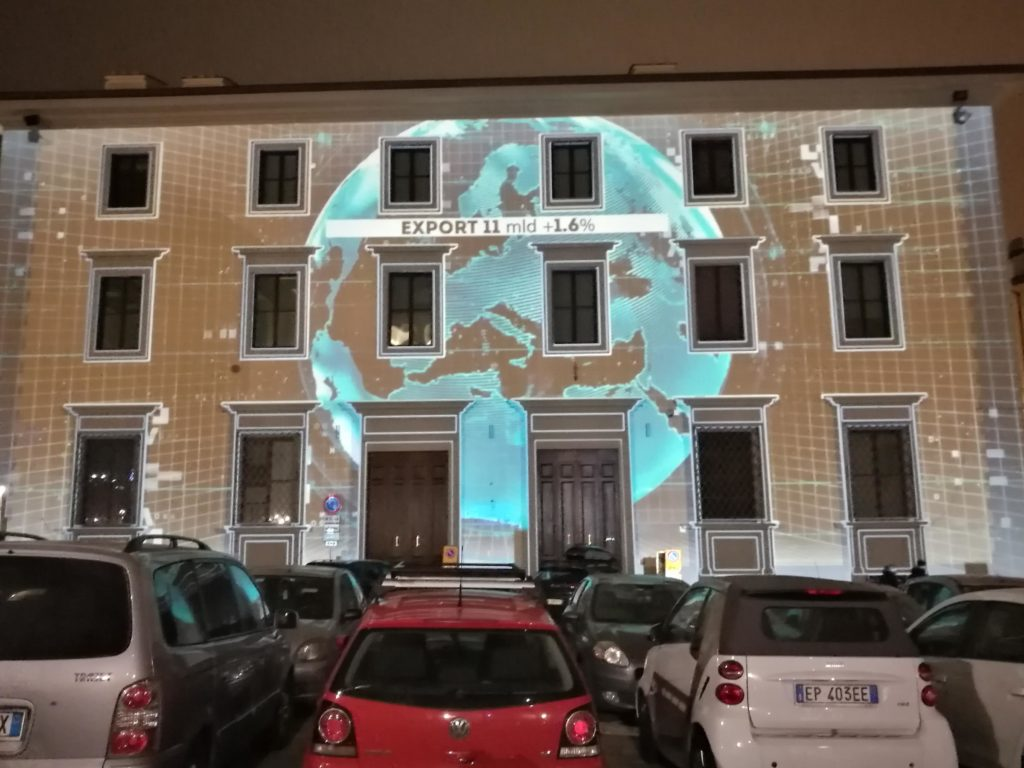 Firenze; luci; notte;