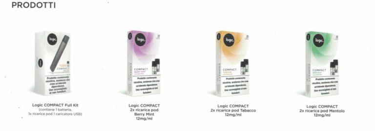 Logic Compact; Kit; Gusti;