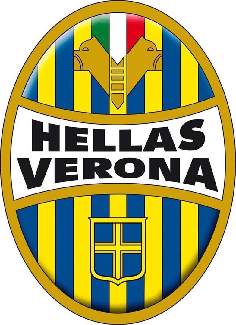 Hellas Verona FC stemma;