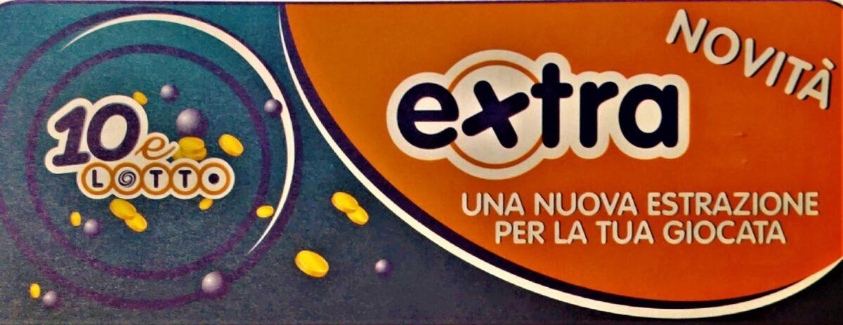 10 e lotto EXTRA;