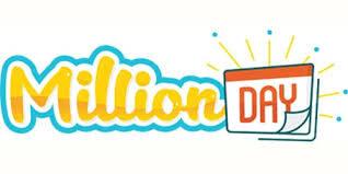 MillionDay; logo;
