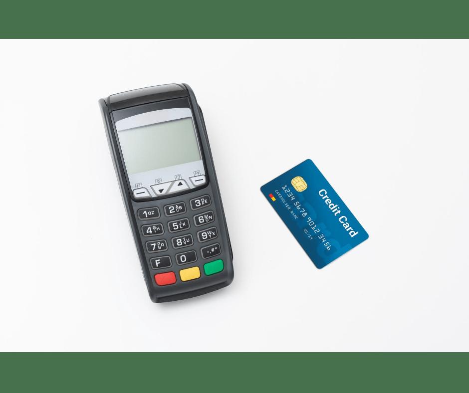 pos; carta di credito;