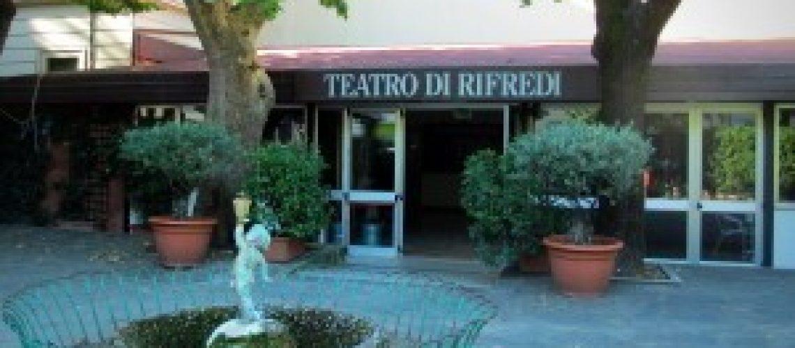 Teatro di Rifredi; firenze;